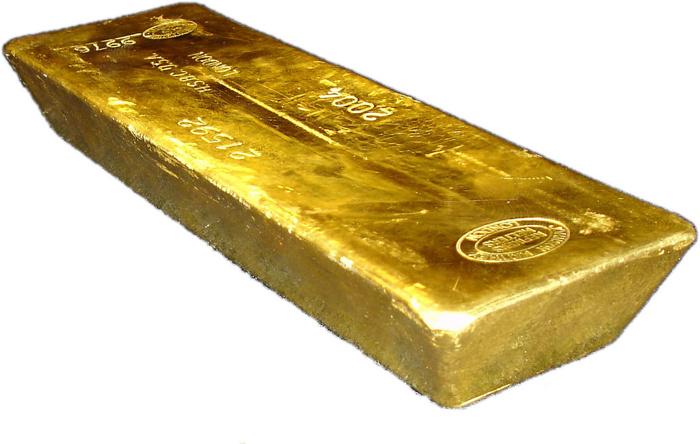 Quanto Pesa Un Lingotto D Oro