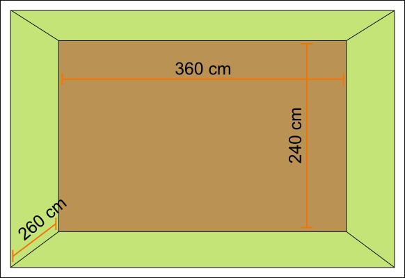 Calcolo metri cubi - Calcolare i metri quadri di una casa ...