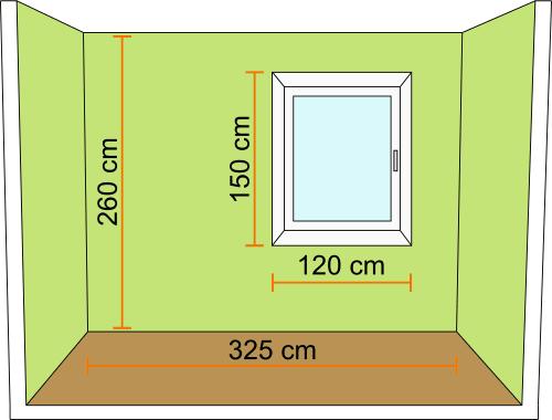 Calcolo metri quadri - Calcolare metri quadri casa ...