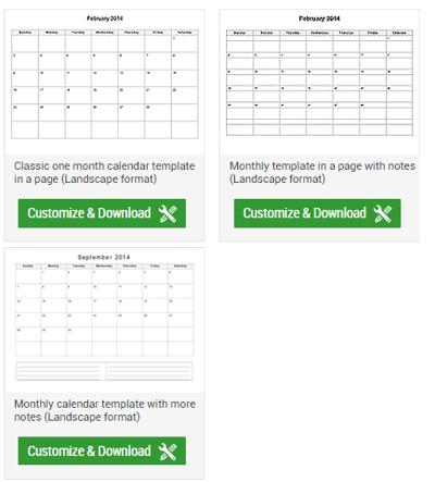 Come Creare Un Calendario Personalizzato.Creare Calendario Personalizzato
