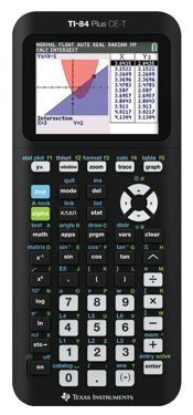 Calcolatrice programmabile Texas Instruments TI-84 Plus CE-T