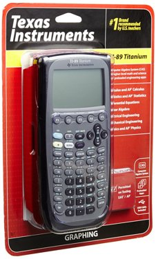 Calcolatrice grafica Texas Instruments TI 89