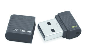 Chiavetta USB 8GB flash Kingston