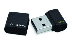 Chiavetta USB Kingston Micro da 16GB