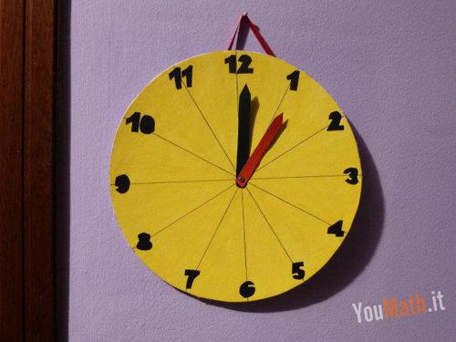 Orologio da parete for Orologio fai da te