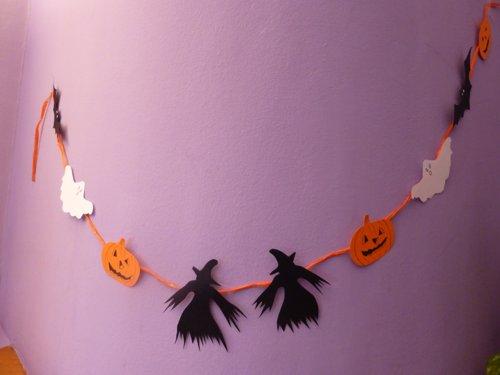 Decorazioni halloween for Decorazioni halloween finestra