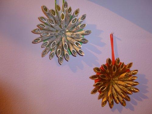 Decorazioni natalizie fai da te - Decorazioni da parete ...