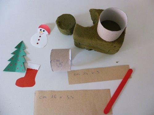 Segnaposto Natale Lavoretti.Segnaposti Natalizi