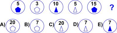 Completa La Sequenza Di Figure Quesito 8
